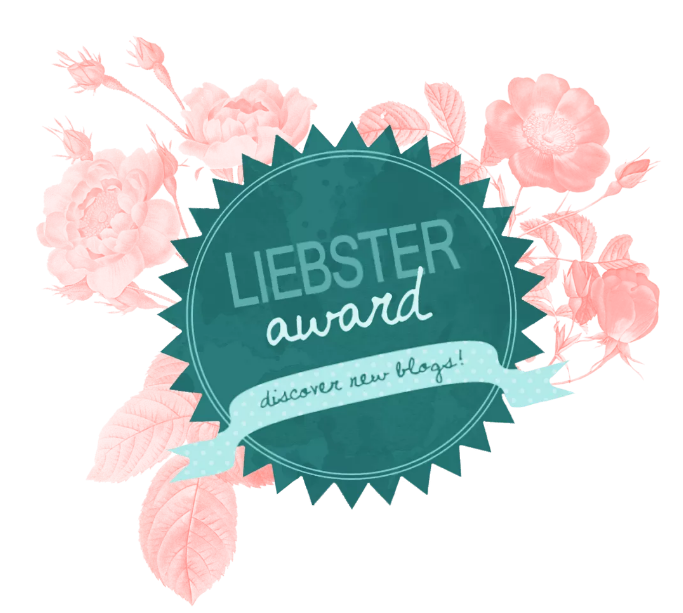 Liebster award, bekentenissen