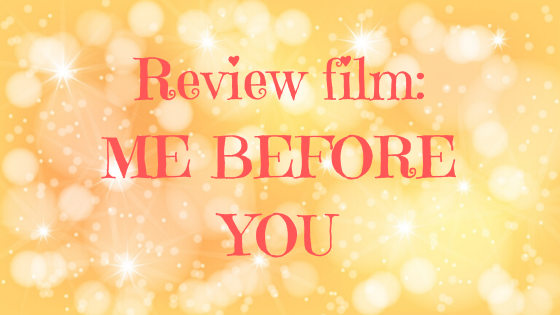 Review film me before you