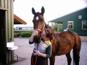 Weetje paardenmeisje, 999 vragen aan jezelf