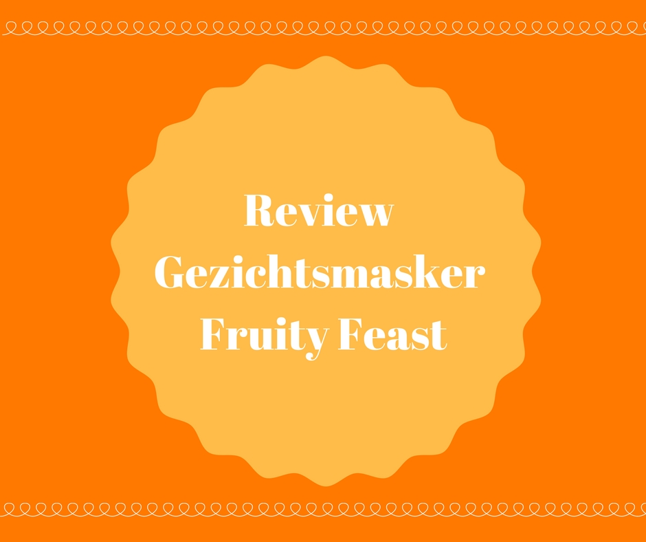 Gezichtsmasker Hema Fruity Feast