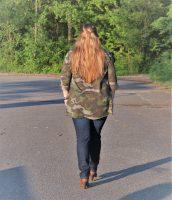 best gelezen artikelen, voornemens, Outfit by Jess, Leger