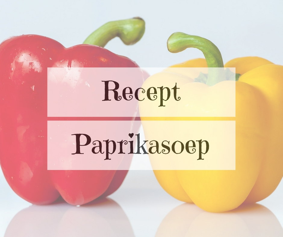 Paprikasoep