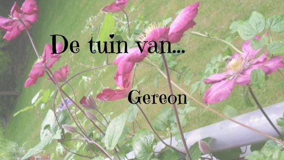 De tuin van Gereon