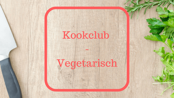 Kookclub vegetarisch