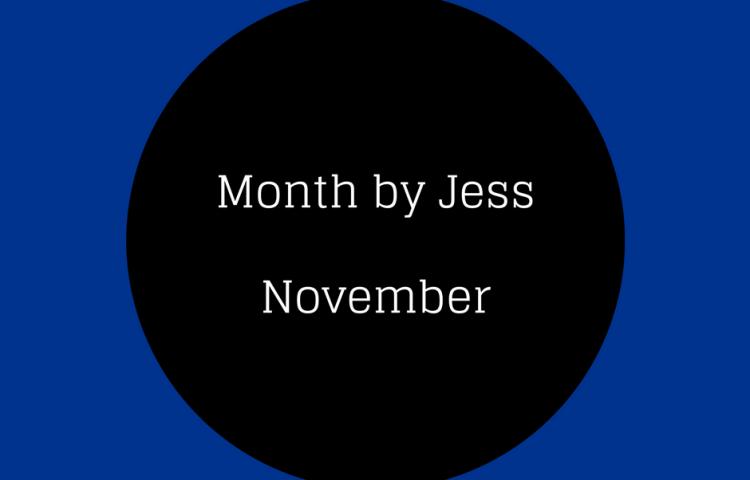 Month by Jess November, veel vrij geweest (1)