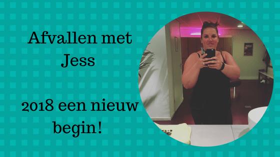 Afvallen met Jess - Start van 2018 (1)