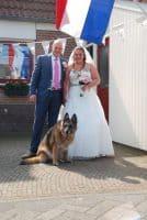Leuke vooruitzichten 2018, 4 jaar getrouwd