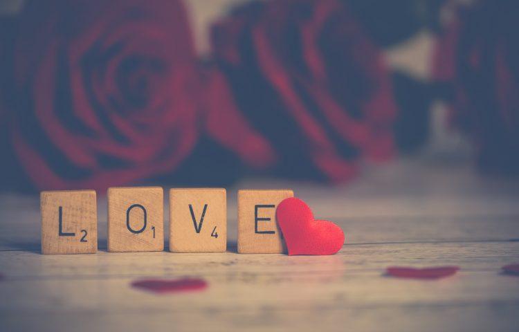 De Valentijnsdag tag