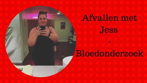 Afvallen met Jess Bloedonderzoek