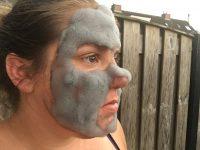 Bubble Clay gezichtsmasker (6)