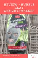 Bubble Clay gezichtsmasker (1)