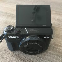 Hiep hiep hoera, Camera Canon G7X mark II