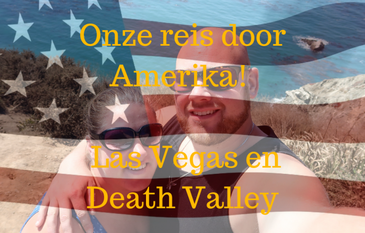 Amerika rondreis Las Vegas en Death Valley