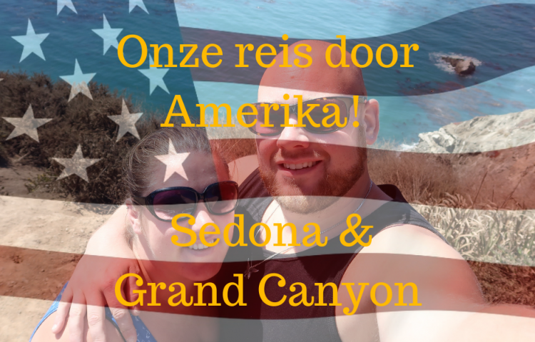 Amerika rondreis Sedona en Grand Canyon