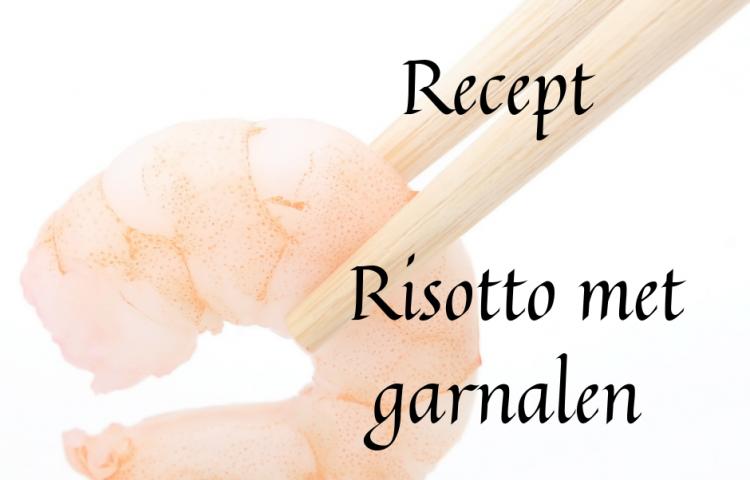Recept - Risotto met garnalen