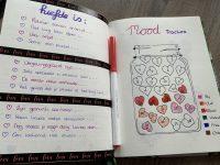 Een kijkje in mijn Bullet Journal - Deel 3 - A-Journal