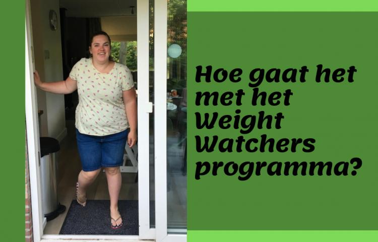 Weight Watchers update