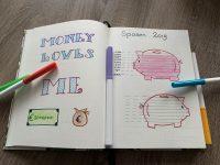 Een kijkje in mijn Bullet Journal - Deel 3