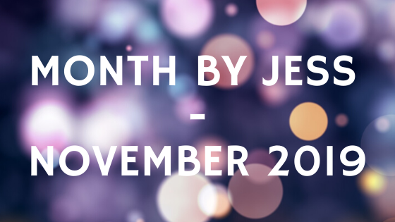 Month by Jess November