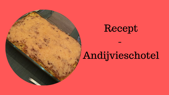 Recept - Andijvieschotel