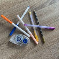 Wat zijn de benodigdheden voor een bullet journal