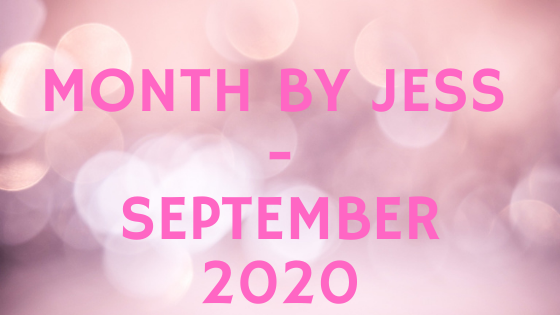 Month by Jess september 2020