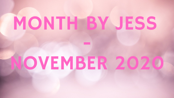 Month by Jess november 2020